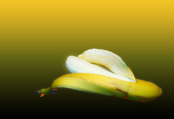 Image of Banana Appeal Light Painting